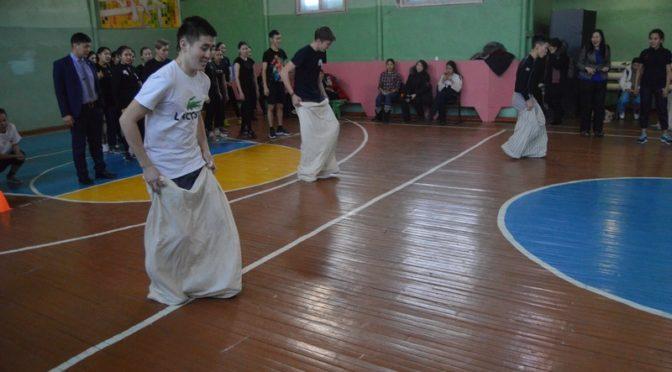 «Веселые старты» среди студентов 1 курсов ОПУНК