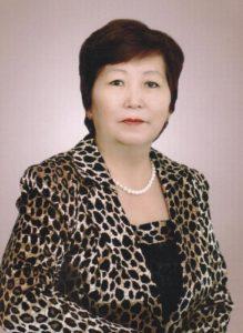Борисова Зоя Николаевна