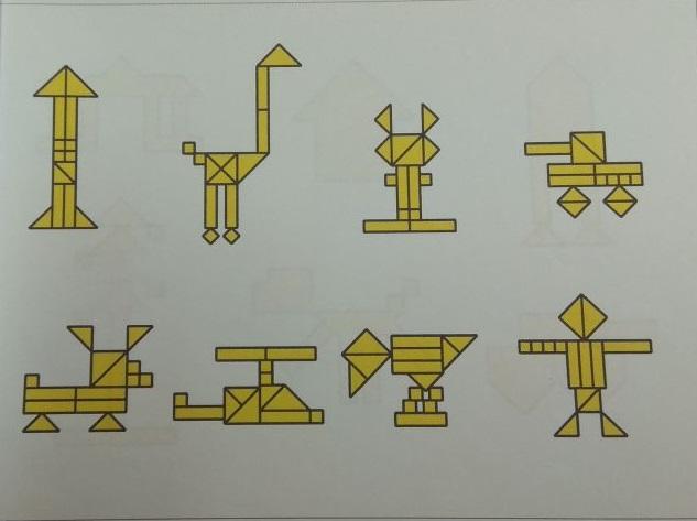 Карточки с заданиями на развитие логики