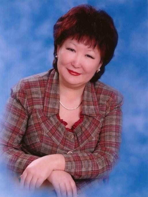 Наталья Егоровна Егорова