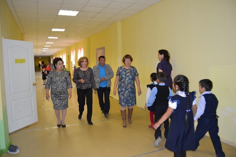 Павлова И. И. с министром образования РС (Я)
