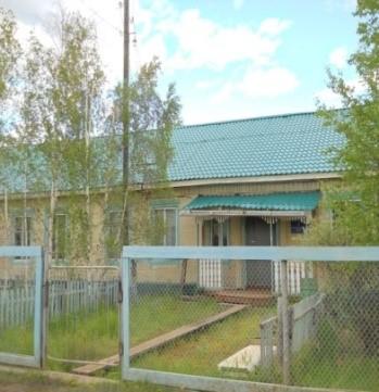 Старое здание детского сада