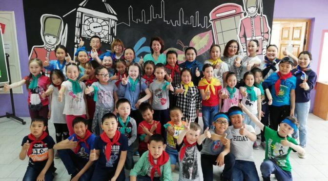 Об открытии летней языковой школы «Easy English»