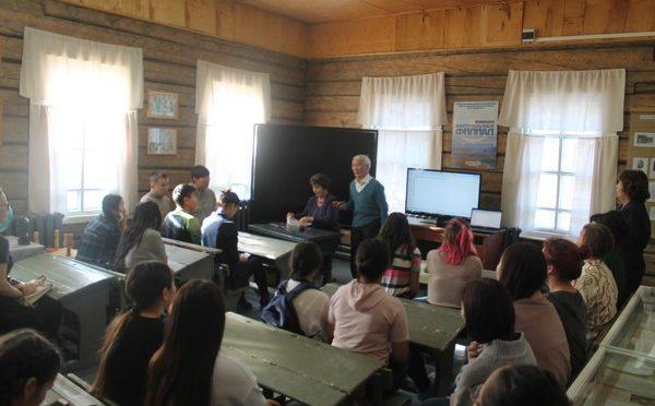 Музейный урок об учителе-воине, замечательном методисте Н.В.Егорове
